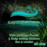 Meeroos Kelp Basket V3.0
