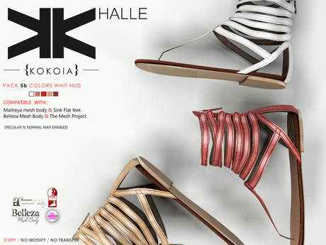 Halle :: Woman :: 5b Colors :: {kokoia}