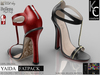 .:KC:. YAIDA Heels / Slink High, Maitreya, Belleza / 100% ORIGINAL