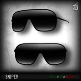 DEF! Shades / Sniper / Black