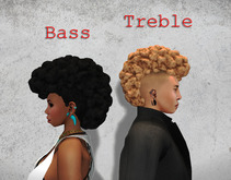 Bass N Treble by : Puft :  Expression