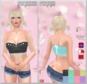 .::f  etiche petite::. Naughty pearls Top Pack(Appliers incl.)