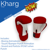 Kharg Design - Boxing Gloves
