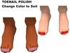 Xst makeupkit2 toenails