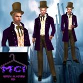 Mystic Wonka Costume