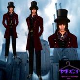 Mystic Wonka Costume 2