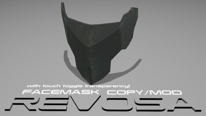 REV FaceMask