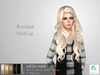 rezology Braided Half-Up (RIGGED mesh hair) NS - 1599 complexity