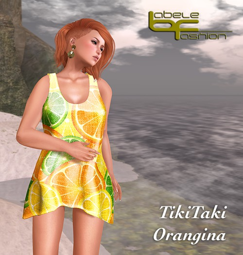 Babele Fashion :: TikiTaki Orangina