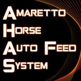 SS Amaretto Horses Feeding System