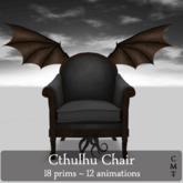 Cthulhu Chair ~ Black