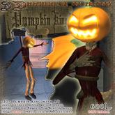 ~JD~ Pumpkin King Halloween Avatar With AO