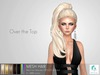 rezology Over the Top (RIGGED mesh hair) NS - 1187 complexity