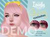 //LovelyAlien// Starry Eyelashes - DEMO