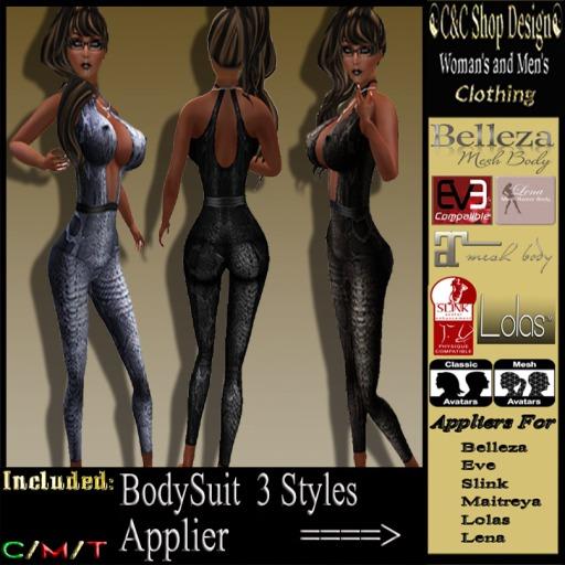 C&C Margareta 3 Styles (Appliers)