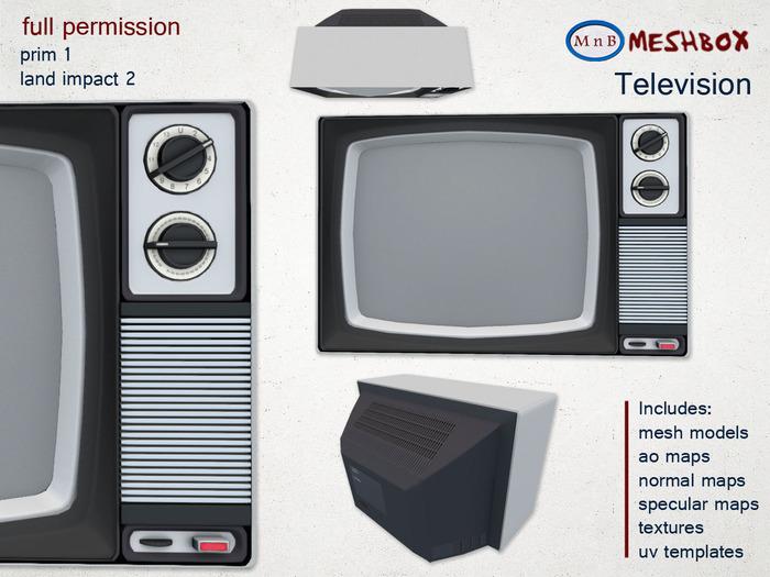 *M n B* Television (meshbox)