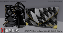 MdiModa - [004] Abstract Black/White