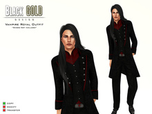 *** BG *** Vampire Royal Outfit