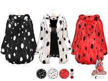 Plastix : Fur Coat (Spots)