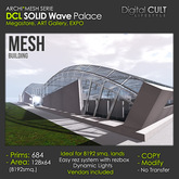 """DCL Solid Wave Palace"