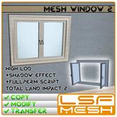 [LSF] Mesh window 2 fullperm