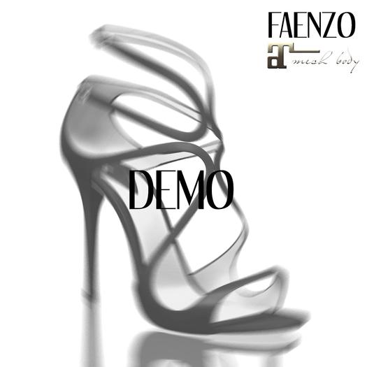 Faenzo Doux Strappy Sandals - Demo
