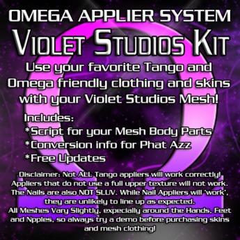 Omega System Kit - Violet Studios