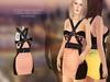 N-Uno - Shot Dress Peach