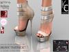.:KC:. IRONY Heels for Slink, Maitreya, Belleza, Eve,TMP