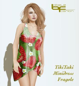Babele Fashion :: TikiTaki Fragole