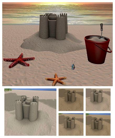 {ACD} Sandcastle PG