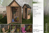 Sway's [Peony] Garden Shed