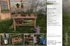 Sway's [Peony] Gardening Table