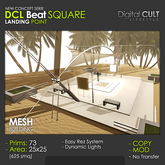 DCL Beat Square Landing Point