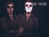 TAOX TaTToo Face Makeup Sugar Calavera For Men & BoM [ Bakes on Mesh ] & Appliers Omega Catwa Lelutka Vista Signature
