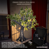 Ravenghost Wishing Tree *3D Wall Decore* (Copy, MOD)