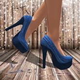 Blue Jeans Exclusive Shoes
