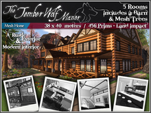 The Timber Wolf Manor v1.2 - Packaged
