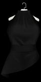 .::Loovus::. Billie H. Blouse-Onyx
