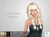 rezology Low Braided Pigtails 4 (RIGGED mesh hair) NS - 1367 complexity