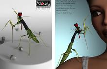 AZOURY - Praying Mantis