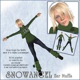Sway's 'Snowangel - Ear Muffs'
