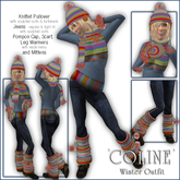 """Sway's """"COLINE""""  Winter Outfit"""