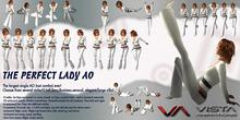 VISTA ANIMATIONS-The Perfect Lady AO