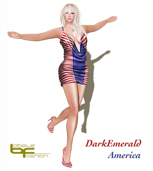 Babele Fashion :: DarkEmerald America