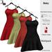 DE Designs - Baley Dress - Solids Multipack