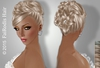 FaiRodis Alicia hair rigged mesh light blonde2 with pearl decoration