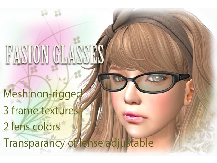 Fasion Glasses+.*[MESH]