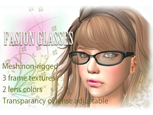 Fasion Glasses+.*[MESH]