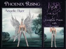 NSP Phoenix Rising Angelic Flyer (Wings) Boxed